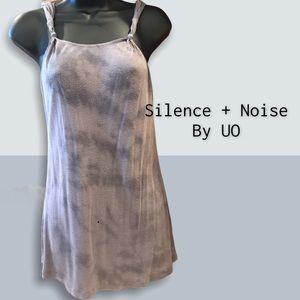 Silence + Noise by UO• Tie-Dye Tunic/Tank